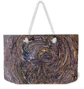 Abstract Flood Weekender Tote Bag