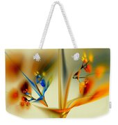 Abstract Flower 2 Weekender Tote Bag
