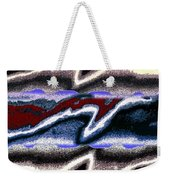 Abstract Fusion 101 Weekender Tote Bag