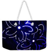 Abstract Fusion 106 Weekender Tote Bag by Will Borden