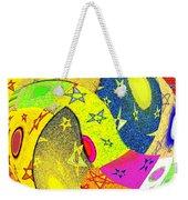Abstract Fusion 110 Weekender Tote Bag