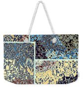 Abstract Fusion 111 Weekender Tote Bag