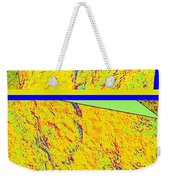Abstract Fusion 113 Weekender Tote Bag