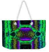 Abstract Fusion 139 Weekender Tote Bag