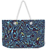 Abstract Fusion 141 Weekender Tote Bag