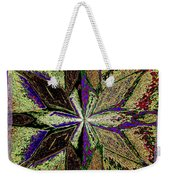 Abstract Fusion 145 Weekender Tote Bag