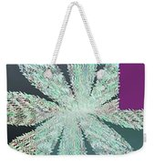 Abstract Fusion 149 Weekender Tote Bag