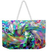 Abstract Fusion 15 Weekender Tote Bag
