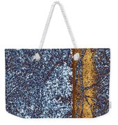 Abstract Fusion 152 Weekender Tote Bag