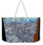Abstract Fusion 153 Weekender Tote Bag