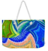 Abstract Fusion 155 Weekender Tote Bag