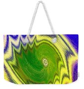 Abstract Fusion 157 Weekender Tote Bag