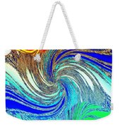 Abstract Fusion 159 Weekender Tote Bag