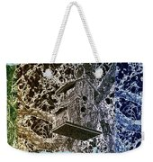 Abstract Fusion 160 Weekender Tote Bag