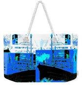 Abstract Fusion 21 Weekender Tote Bag