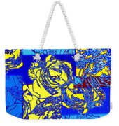 Abstract Fusion 22 Weekender Tote Bag