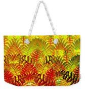 Abstract Fusion 23 Weekender Tote Bag