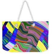 Abstract Fusion 31 Weekender Tote Bag