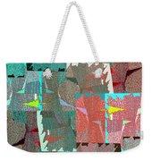 Abstract Fusion 39 Weekender Tote Bag