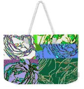 Abstract Fusion 42 Weekender Tote Bag