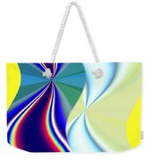 Abstract Fusion 50 Weekender Tote Bag