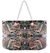 Abstract Fusion 68 Weekender Tote Bag
