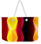 Abstract Fusion 82 Weekender Tote Bag