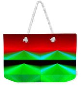 Abstract Fusion 83 Weekender Tote Bag