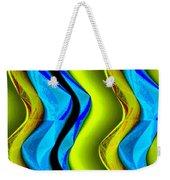 Abstract Fusion 85 Weekender Tote Bag