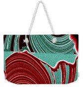 Abstract Fusion 88 Weekender Tote Bag