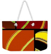 Abstract Fusion 92 Weekender Tote Bag