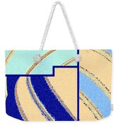 Abstract Fusion 94 Weekender Tote Bag