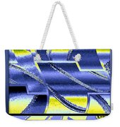 Abstract Fusion 98 Weekender Tote Bag