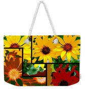 Abstract Fusion 99 Weekender Tote Bag