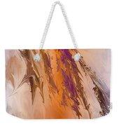 Abstract In July Weekender Tote Bag by Deborah Benoit