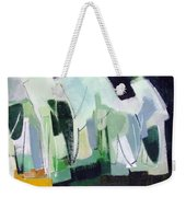 Abstract Island Night And Day Weekender Tote Bag