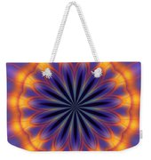 Abstract Kaleidoscope Weekender Tote Bag