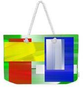 Abstract Number One Weekender Tote Bag