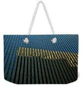 Abstract Of Windows Weekender Tote Bag