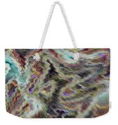Abstract Pastel Art Weekender Tote Bag