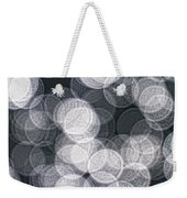 Abstract Photo Of Light Reflecting Weekender Tote Bag
