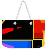 Abstract-pm-1 Weekender Tote Bag