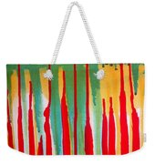 Spilled Shadows  Weekender Tote Bag