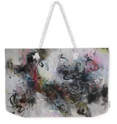 Abstract Seascape00098 Weekender Tote Bag