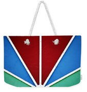 Abstract Sign Weekender Tote Bag