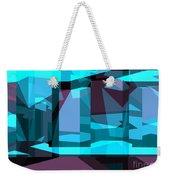 Abstract Sin 29 Weekender Tote Bag