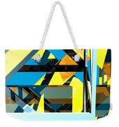 Abstract Sine L 15 Weekender Tote Bag