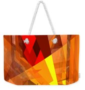 Abstract Sine L 17 Weekender Tote Bag