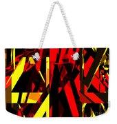 Abstract Sine L 20 Weekender Tote Bag
