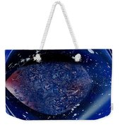 Abstract Space Weekender Tote Bag